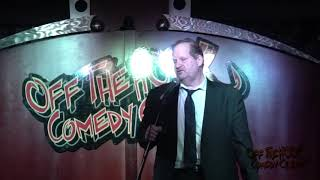 Comedian Bob Zany Heckles and gets Heckled here at Off the Hook Comedy Club!