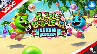 VRAC : Puzzle Bobble 3D Vaccation Odyssey #PSVR / #PS5 Gameplay