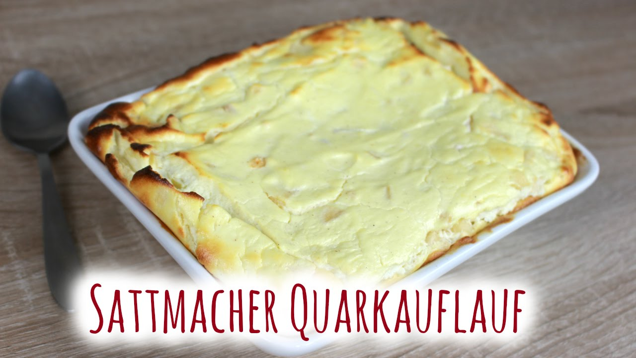 Mitchie S Sattmacher Quarkauflauf Nach Weight Watchers Rezept