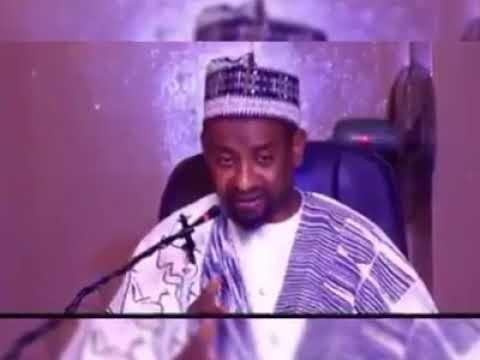 Download Martani ga shakiyi kwankwaso akan rashin mutunci dayace zaiyiwa malaman sunnah Daga bakin sheikh Bar