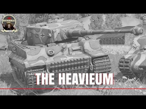 So What is A Heavium world of tanks blitz