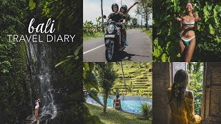 Travel Diary: Bali, Indonesia