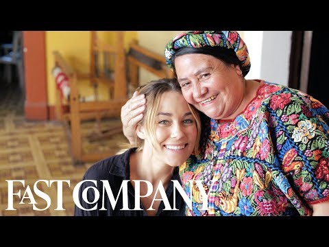 Lauren Conrad Is Empowering Women Around The World | Fast Company