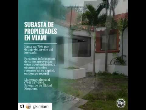 Flipping houses in Miami