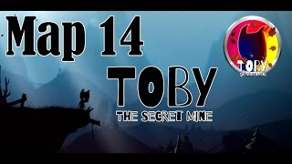 Toby The Secret Mine Walkthrough MAP 14