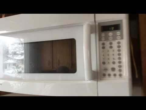 Kenmore microwave won't start