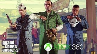 Grand Theft Auto V (Xbox 360 Gameplay) [HD]