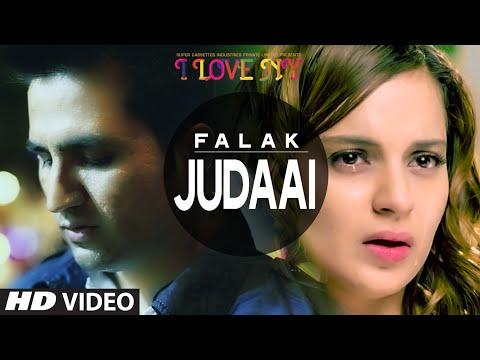 'Judaai' VIDEO Song - Falak | I Love NY |...