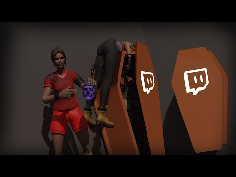Killing Twitch Streamers #13 (with Reactions) - Fortnite Battle Royale