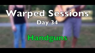 The Loved Ones Who Hate Us - Handguns (Warped Sessions #34)