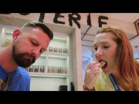 A Trip To Universal Orlando CityWalk To Eat At Vivo Italian Kitchen! | Theme Park Food Review