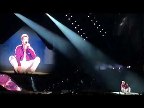 Purpose - Justin Bieber (Live Monterrey, Mexico, BBVA Bancomer Stadium)