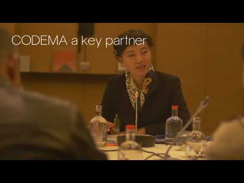 CODEMA PHARMA - API BRUSSELS 2015