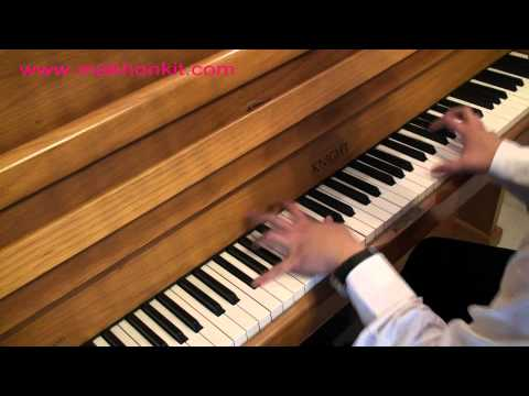 Usher - DJ Got Us Fallin' In Love ft. Pitbull Piano Cover by Ray Mak