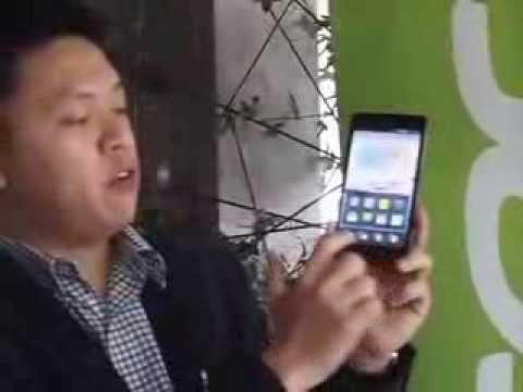 Floating Apps on Acer Liquid S1 smartphone