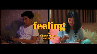 Smorky Marbles - Feeling ft. Amyra (Official Lyric Video)