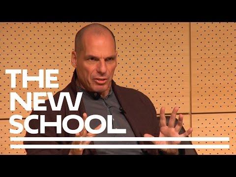 "Yanis Varoukais on ""Brexit"" | The New School"