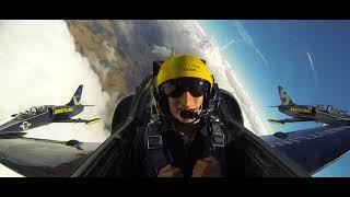 Breitling Jet Team : Vol Passager France