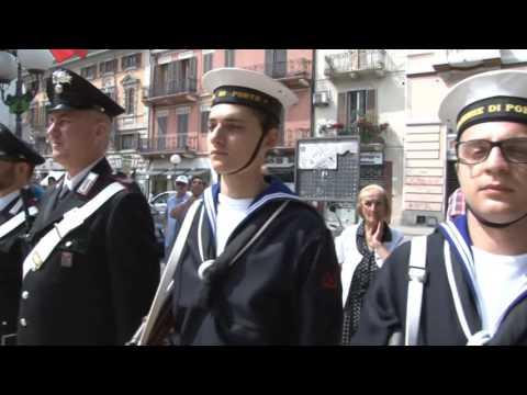 Festa della Repubblica. Cerimonia a Pescara