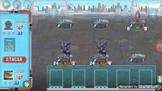 Pelea 137 de Monster Battles: TCG