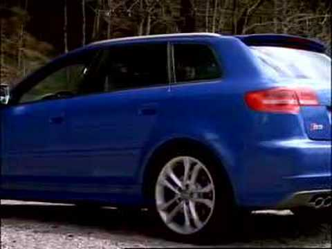 Audi a3 en s3 sportback 2008 youtube for Dimensioni audi a3 sportback 2008