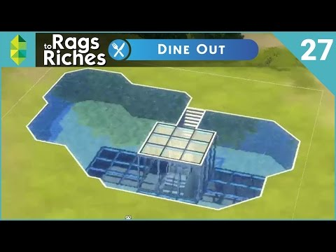The Sims 4 Dine Out - Rags to Riches - Part 27