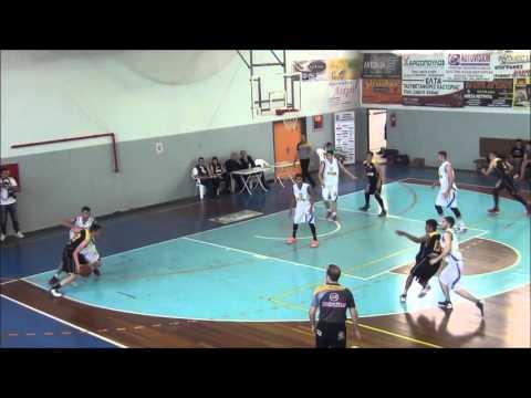 Ίκαρος - Εργοτέλης 60-54. Video από το yt channel της ΕΟΚ με στιγμές από τον αγώνα της 3ης αγωνιστικής (43o Πανελλήνιο Εφήβων)