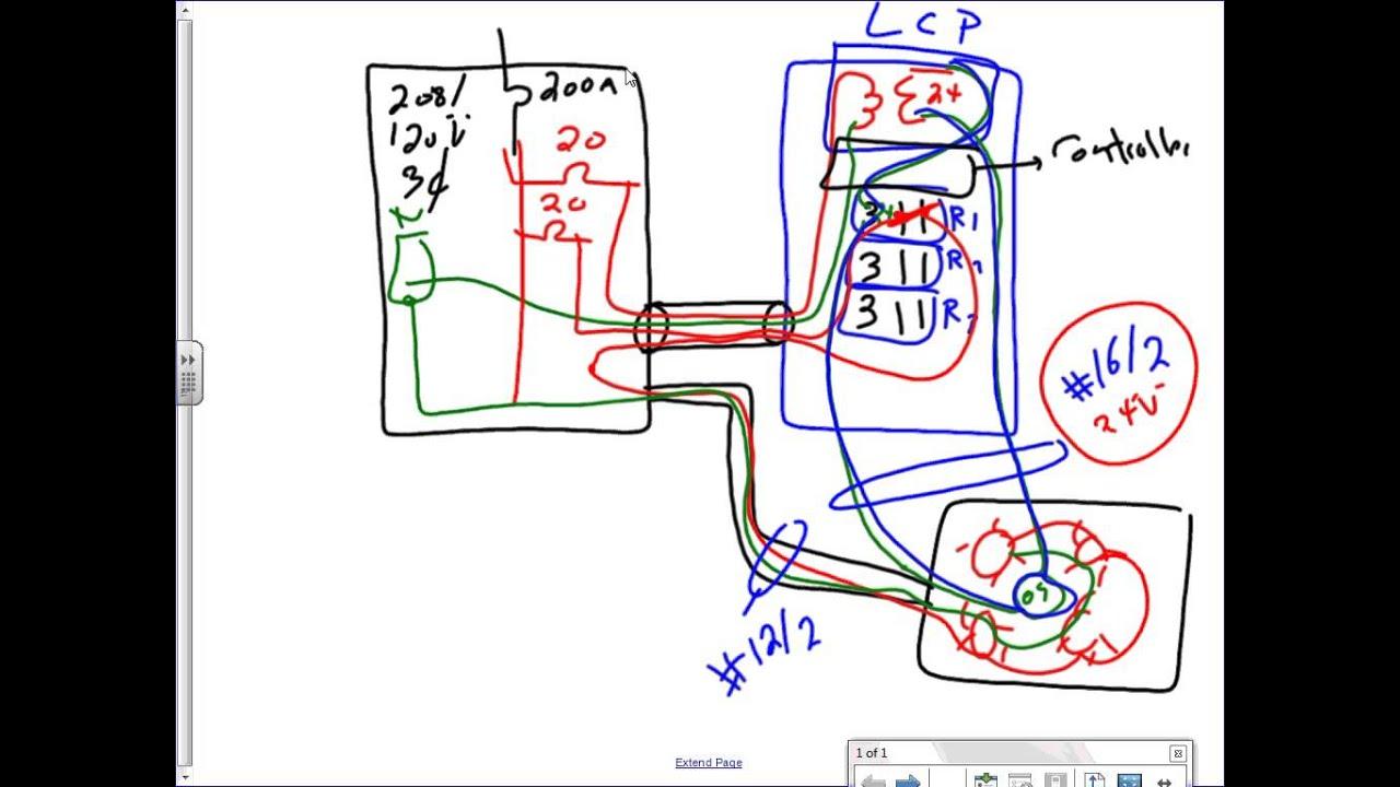 Lighting Control Panel 11 05 13  YouTube