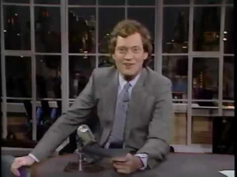 02 23 1987 Letterman Gina Lollobrigida John Malkovich