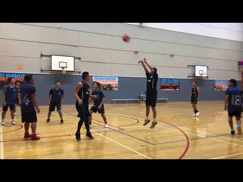 Tibetan basketball (Melbourne Tibetan team vs Sydney Tibetan team)