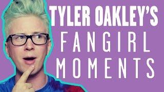 Video Tyler Oakley's Best Fangirl Moments | POPSUGAR Mashups download MP3, 3GP, MP4, WEBM, AVI, FLV Desember 2017