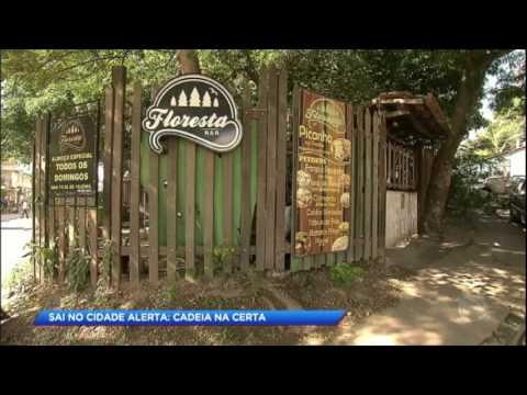 Homem que matou cliente com taco de sinuca é preso após notícia do Cidade Alerta