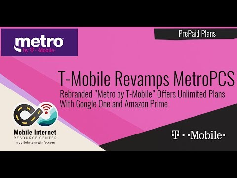 T-Mobile Rebrands MetroPCS, Adds Unlimited Plans To Prepaid Subsidiary