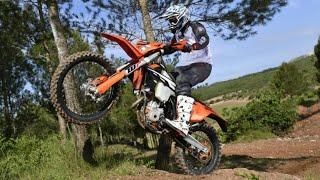 KTM Dirt Bikes | Power of KTM Engine [HD]