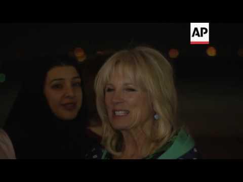 US Vice President in Abu Dhabi