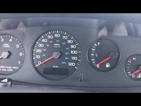 How To Reset Chrysler Sebring Gauges