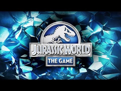 Jurassic World The Game: New ICE Age Dinosaurs Woolly Mammoth Glacier Update InComing