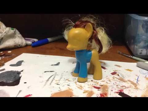 Undertale Frisk Pony!
