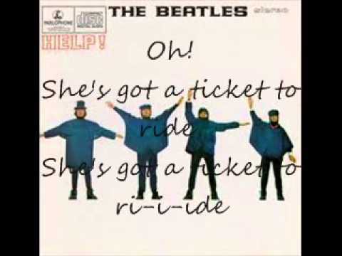 23. Ticket To RideSingle | 1965