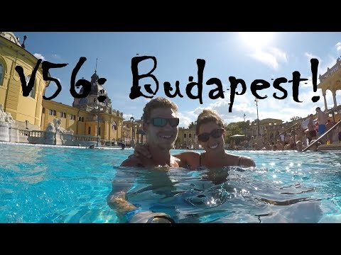 Travel Vlog 56- Budapest, Hungary. Thermal Pools And Mild Nudity!