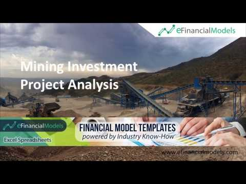 Mining Investment -  Project Analysis