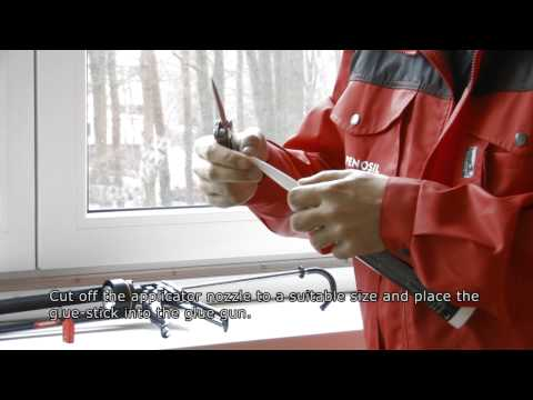 Curtains Ideas adhesive curtain rod : Curtain rod installation with ultra strong adhesive - YouTube
