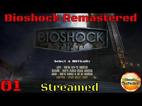 Bioshock Remastered Episode 1 Another Plane Crash Part 1
