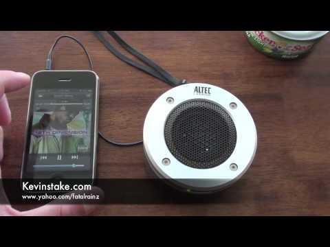 Altec Lansing Orbit MP3