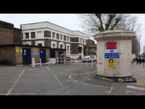 Pentonville prison knife attack second inmate arrested