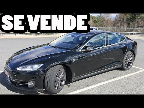 Se vende UNICORNIO (y Tesla Model S 70D)