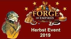 FoETipps: Herbst Event 2019 in Forge of Empires (deutsch)