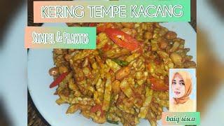 Download Lagu RESEP KERING TEMPE KACANG ENAK. mp3