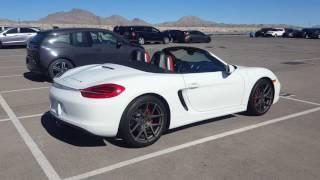 Автобизнес в США. Катаемся на Porsche Boxter S и смотрим i3.