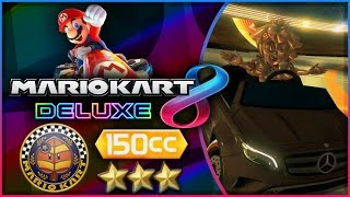 Mario Kart 8 Deluxe - Part 6   Leaf Cup 150cc Triple-Star! [Nintendo Switch Gameplay]